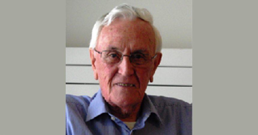 DEATH NOTICE<br>Fr. Sylvius McGaughey (PATR)