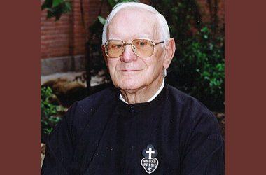 DEATH NOTICE<br>Fr. Tarsicio García Lantada (SCOR)