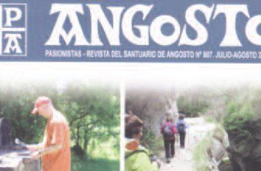 """Revista """"ANGOSTO""""<br>Julio – Agosto 2018"""