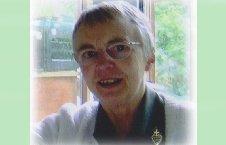 DEATH NOTICE<br>Sr. Julie McGing, CP