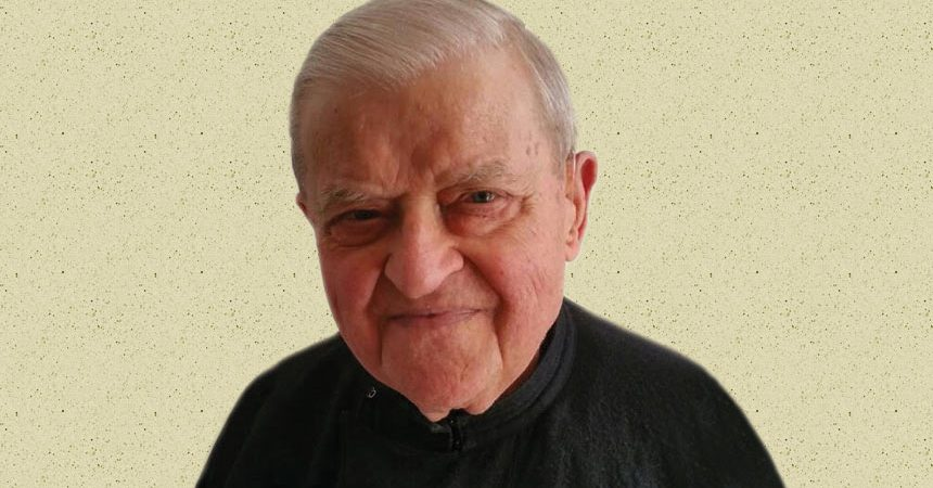 DEATH NOTICE<br>Fr. Leonardo Bordini