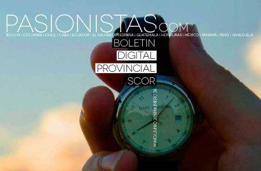 """Boletin """"PASIONISTAS.COM""""<br>Mayo – Junio 2018"""