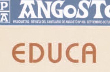 """Revista """"ANGOSTO""""<br>Septiembre – Octubre 2018"""