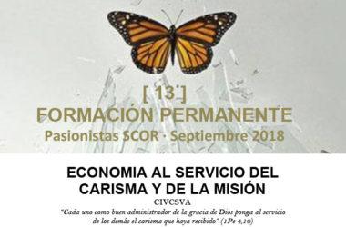 Boletín SCOR: FORMACÍON PERMANENTE [13]