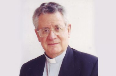 DEATH NOTICE<br>Bishop Miguel Irizar Campos (SCOR)