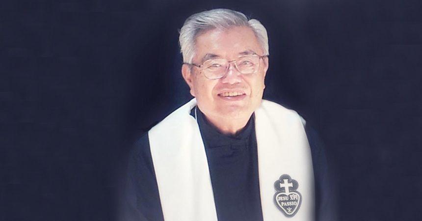 DEATH NOTICE<br>Fr. Augustin Takehiro Kunii (MAIAP)