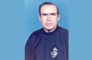 DEATH NOTICE<br>Fr. Diego Millán Peñas (SCOR)