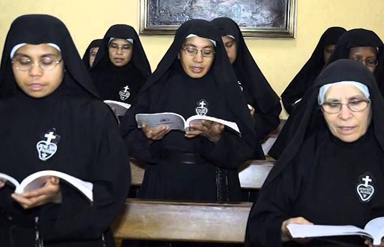 """THE PASSIONIST NUNS BECOME A """"CONGREGATION"""""""