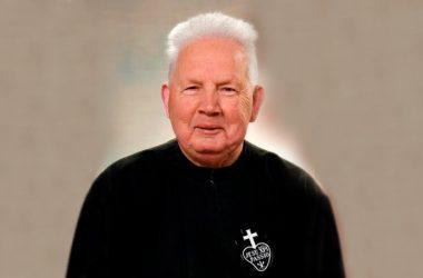 DEATH NOTICE<br>Fr. Romuald Dobrzyński (ASSUM)
