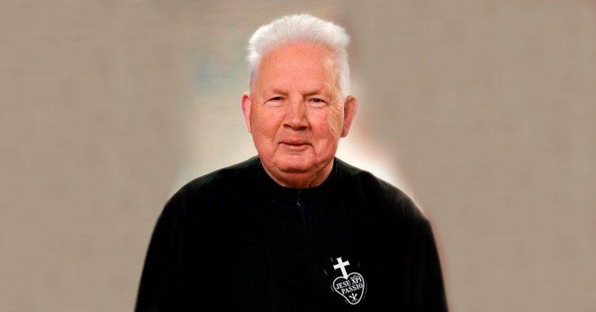 INFORMACIÓN DEL FALLECIMIENTO<br>P. Romuald Dobrzyński (ASSUM)