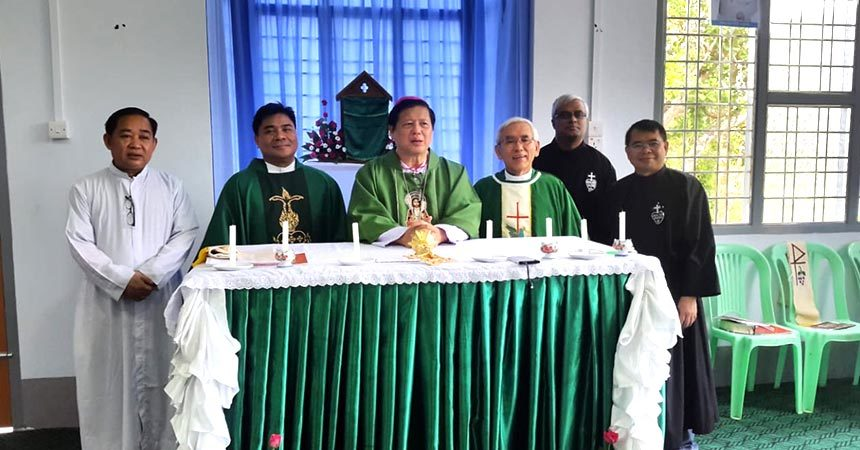 PASSIONIST PRESENCE IN MYANMAR