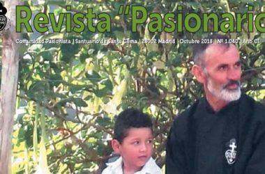 """Revista """"PASIONARIO""""<br>octubre 2018"""