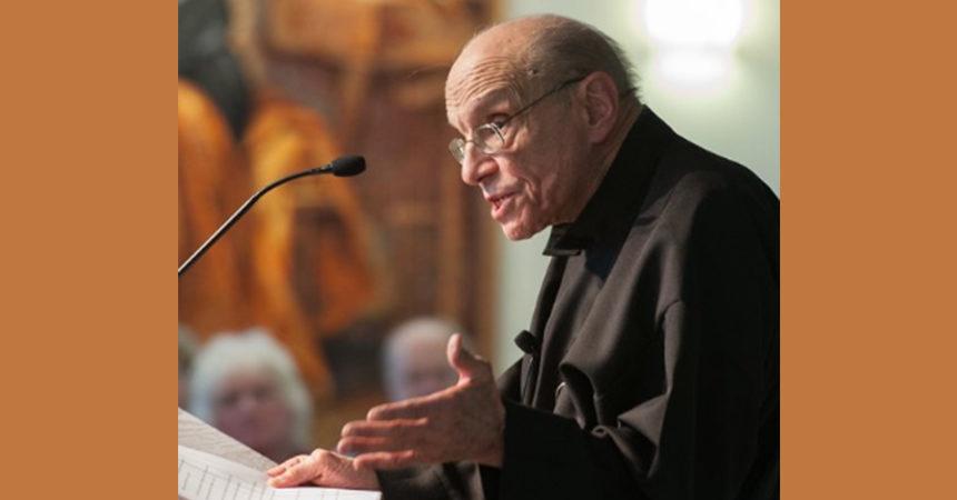 DEATH NOTICE<br>Fr. John Baptist Pesce (PAUL)