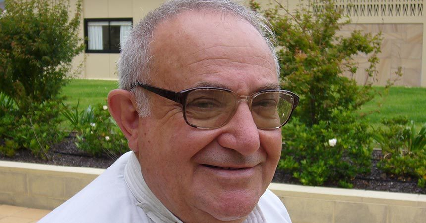 DEATH NOTICE<br>Bro. Charles Mercieca (SPIR)