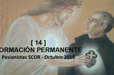 Boletín SCOR: FORMACIÓN PERMANENTE [14]