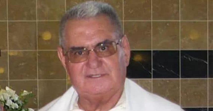 DEATH NOTICE<br>Fr. PEDRO LORENTE ALDA (SCOR)