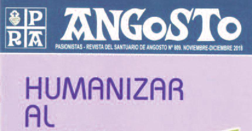 "Revista ""ANGOSTO"" Noviembre – Diciembre 2018"
