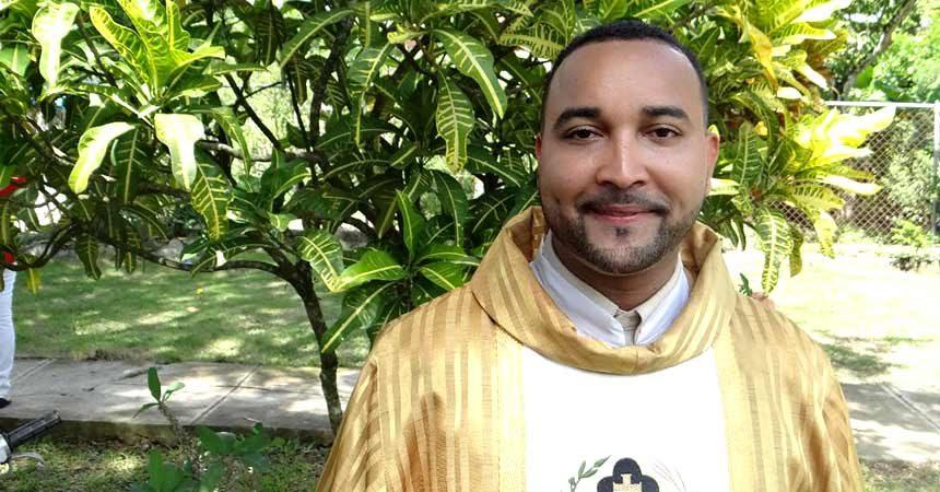 ORDENACIÓN DIACONAL P. Juan Manuel Rodríguez Mejía (REG)