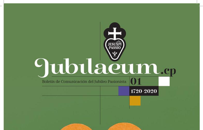 """Boletín """"JUBILAEUM"""" – 01"""