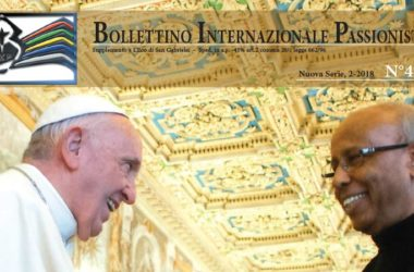 Passionist International Bulletin<br>N°45 (2-2018)