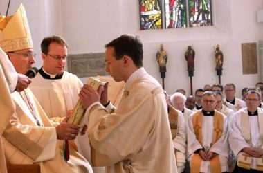 DIACONATE ORDINATION<br>Dominikus Hartmann (VULN)