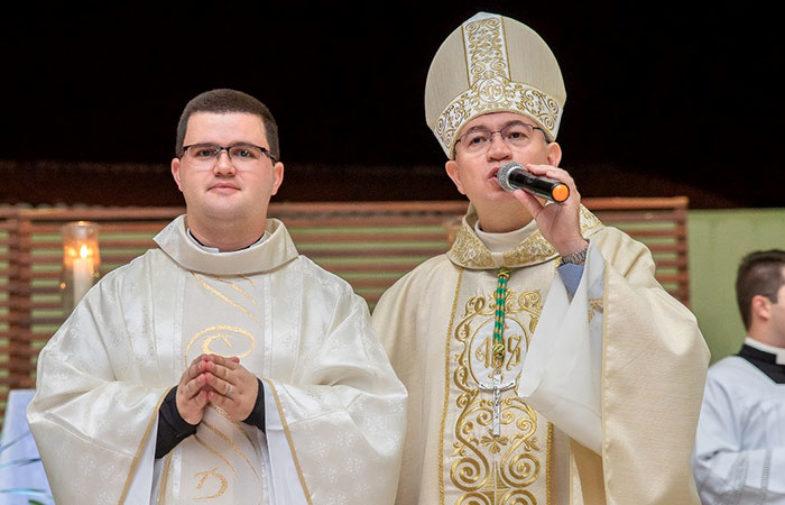 PRIESTLY ORDINATION<br>Fr. Fernando da Silva Oliveira (GETH)