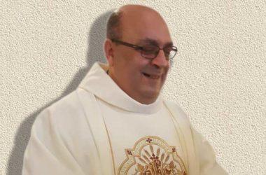 ORDINATION<br>Fr. Ippolito Di Maggio (MAPRAES)