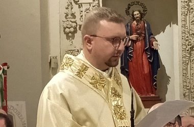 ORDINATION<br>Fr. Marino Longo (MAPRAES)