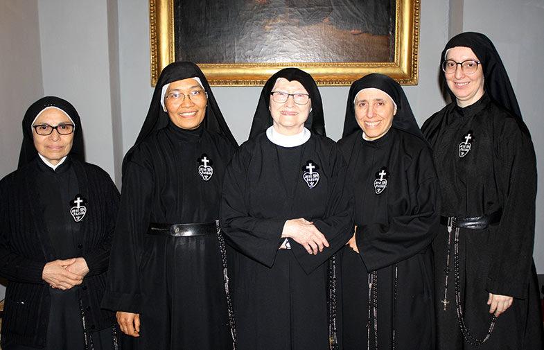 Primo Capitolo Generale della Congregazione delle Monache Passioniste