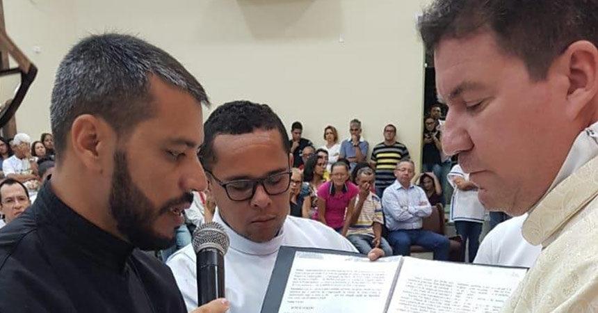 PROFESIÓN PEPETUA<br>José Ronaldo Venâncio dos Santos (GETH)