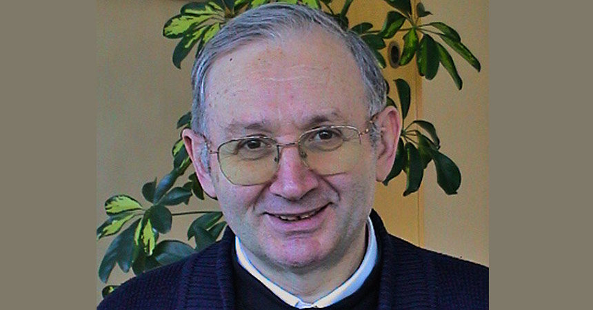DEATH NOTICE<br>Fr. Felice Artuso (MAPRAES)