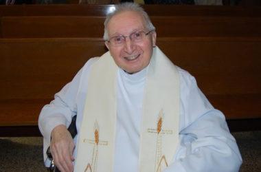 INFORMACIÓN DEL FALLECIMIENTO<br>P. Dominic Papa (PAUL)