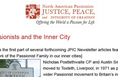 North American Passionists JPIC February 2019