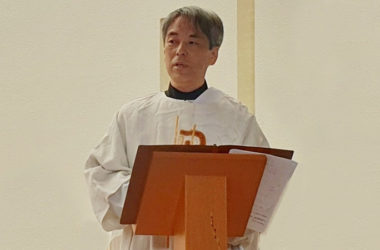 DIACONATE ORDINATION<br>Joseph Yoshiaki Inaba (MAIAP)