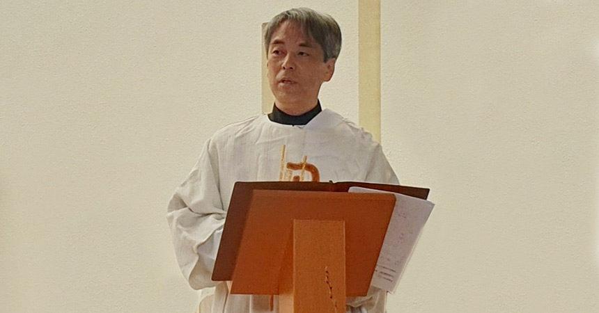 ORDENACIÓN DIACONAL<br>P. Joseph Yoshiaki Inaba (MAIAP)