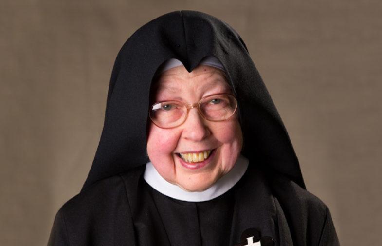 INFORMAZIONE DEL DECESSO<br>Sr. Therese Marie della Croce, CP
