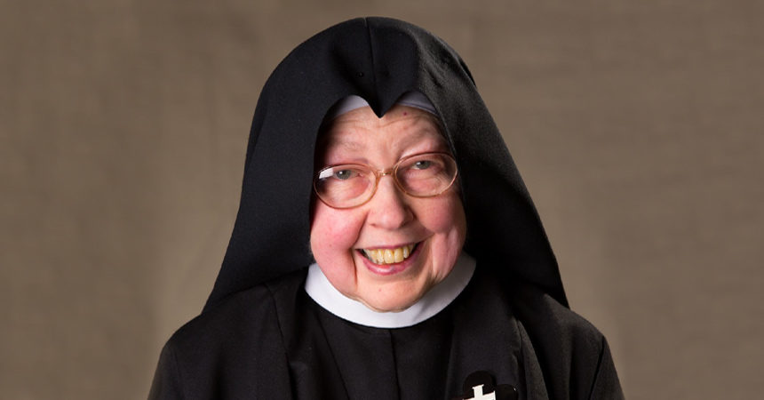 DEATH NOTICE<br>Sr. Therese Marie of the Cross, CP