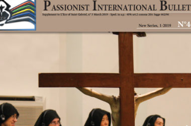 Passionist International Bulletin<br>N°46 (1-2019)