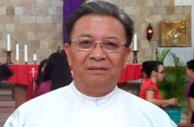 DEATH NOTICE<br>Fr. Gregorius Sabinus (REPAC)