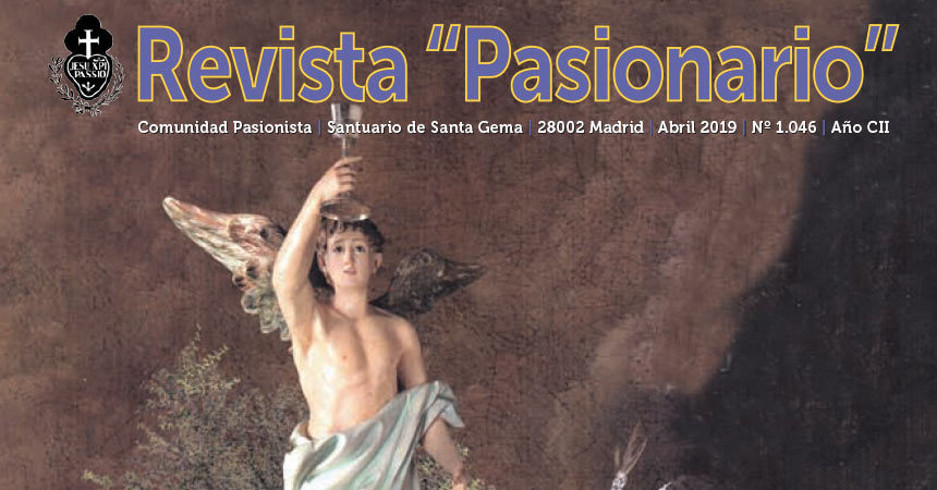 "Revista ""PASIONARIO"" Abril 2019"