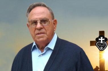 DEATH NOTICE<br>Fr. Pedro María Orbe Uriarte (SCOR)