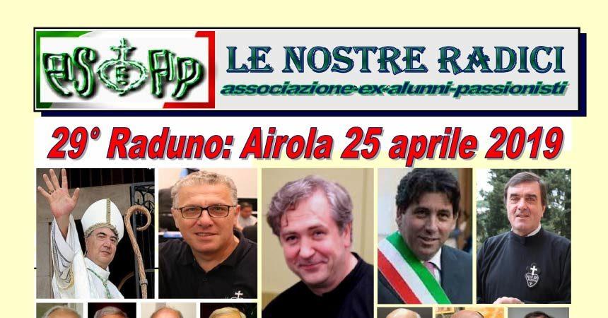 Bollettino ASEAP – Aprile 2019