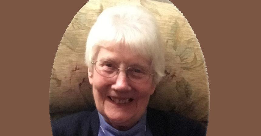 DEATH NOTICE<br>Sr. Cecilia Wilkinson, CP