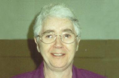 DEATH NOTICE<br>Sr. Anne T. Corrigan, C.P.