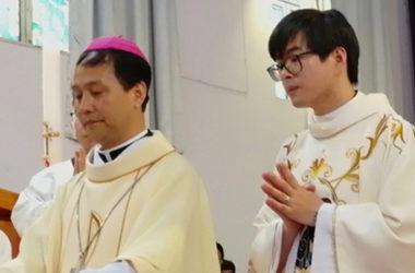 ORDINAZIONE P. John Lin Ping Jun (MACOR)