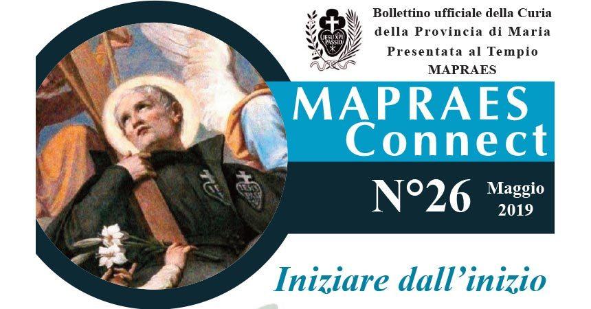 """Bollettino """"MAPRAES Connect"""" – Maggio 2019"""