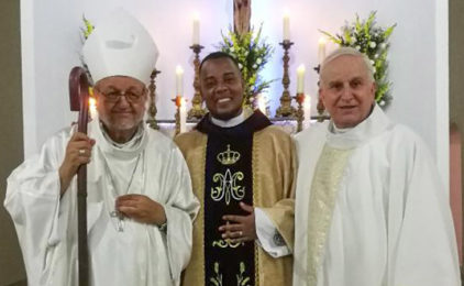 PRIESTLY ORDINATION<br>Fr. Sandoval Dias de Jesus (EXALT)