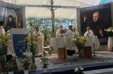 Las monjas Pasionistas de Querétaro, México<br>El 25° aniversario del monasterio