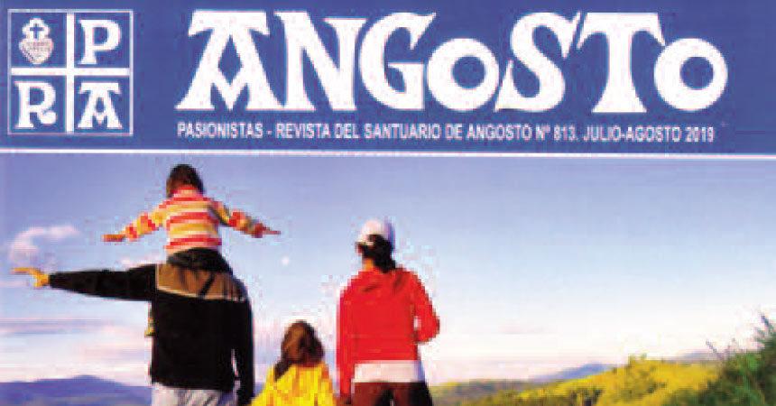 """Revista """"ANGOSTO"""" Julio – Agosto 2019"""