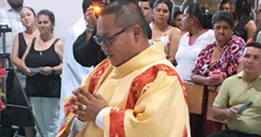 ORDENACIÓN DIACONAL<br>P.  Albino Elizalde León (SCOR)